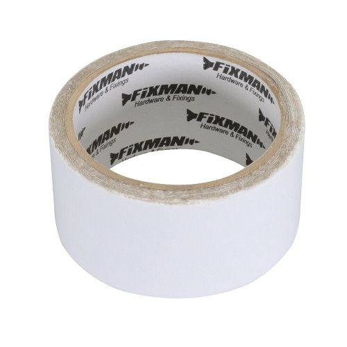 Fixman 193099 Super Hold Double Sided Tape 50mm x 2.5m